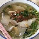 Batang Fish Soup And Rice