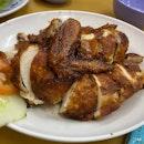 Crispy Roasted Chicken- $14 (Small)