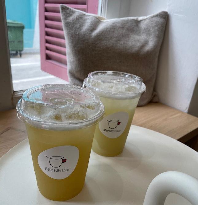 Refreshing Fruit Tea!