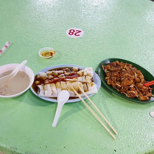 Local Malaysian Hawker Food