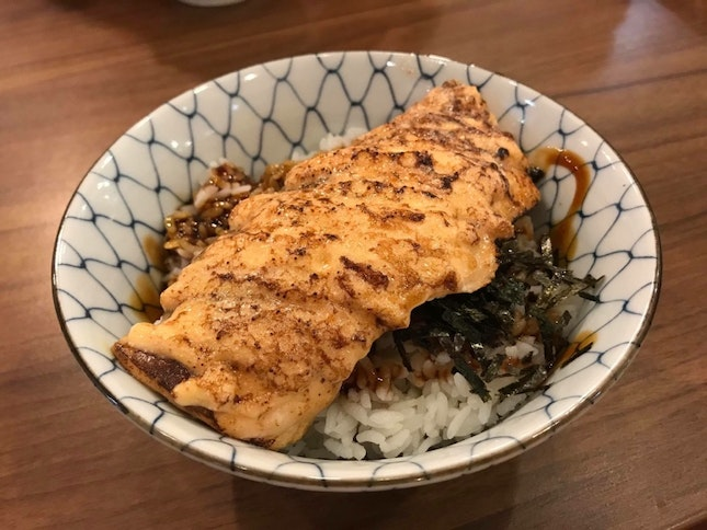 Mentaiko Salmon Don ($13)