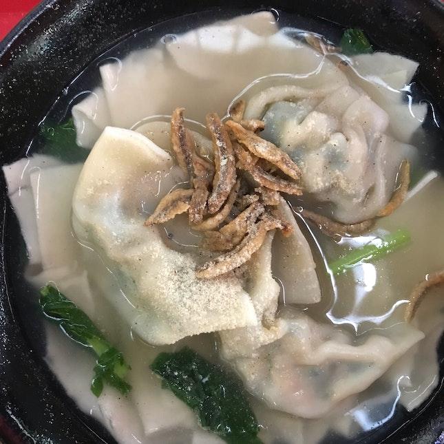Dumpling Mee Hoon Kueh