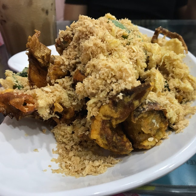 Cereal Soft Shell Crab