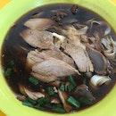 Delicious Duck Noodle (Tanglin Halt Market)