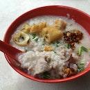 Pork & Liver Porridge ($3)