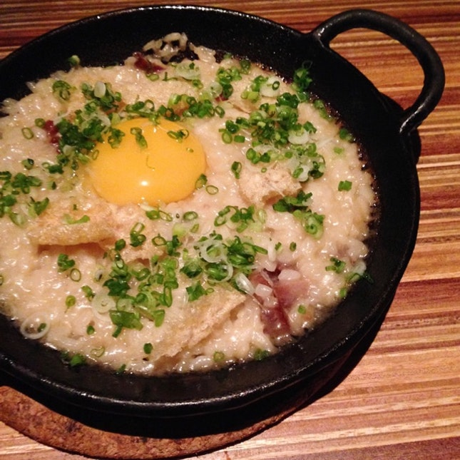 House Smoked Bacon Rice ($16)