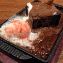 Sizzling Brownies (RM40)