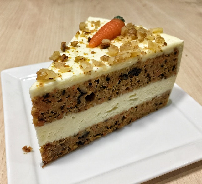 Carrot Cake ($7)
