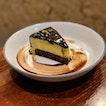 Pistachio & Yuzu Feuilletine Cake ($8)