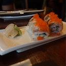 Salmon Aburi, $22
