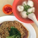 Fuzhou Fishball Noodles