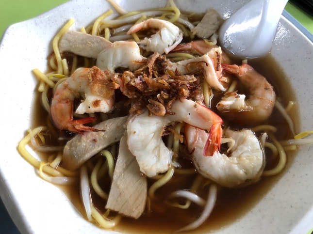 Prawn Noodle