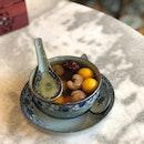 Bird Nest Dessert