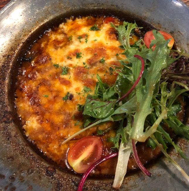 Pork Ragout Baked Rice