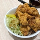 Chicken Karaage Don