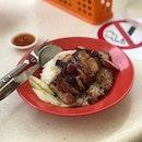 Char Siu Rice
