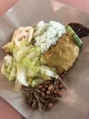 Hi Leskmi Nasi Lemak (Whampoa Makan Place Block 90)