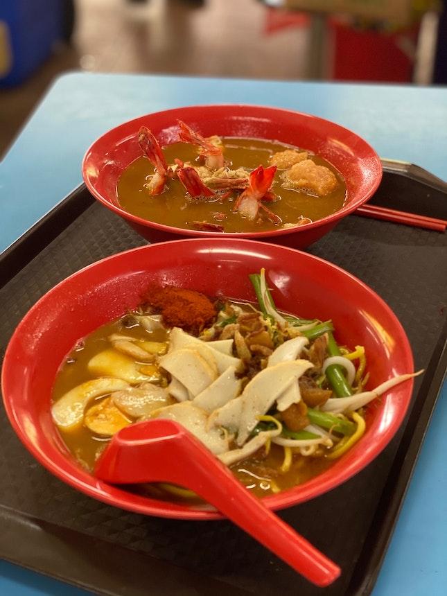 Supreme Big Prawn Noodle
