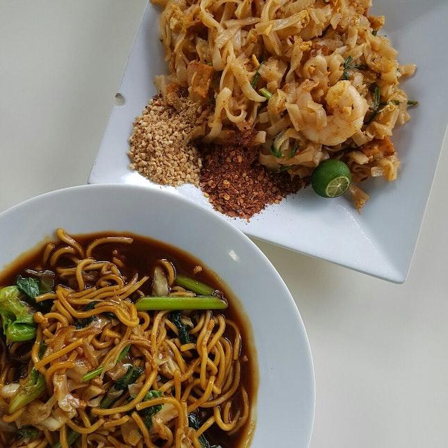 Hokkien Mee & Phad Thai
