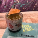 Bee Bee's - Cocktails - Flora Nangka (💵S$15 Nett) 🍹 • ACAMASDRINKS & GTK💮: Endowed with immense flavour & a robust nose, Bee Bee's bring the severely underused Nangka, or Jackfruit, back & smack into the spotlight.