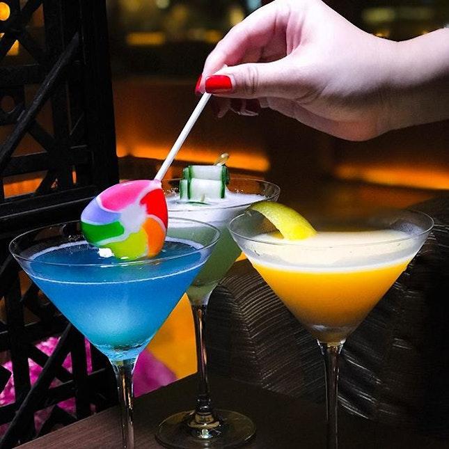 Grand Hyatt - Martini Bar At Mezza 9 - HOSTED TASTING - 9 Signature Martinis - 🍸 • ACAMASDRINKS & GTK💮: Ranking from favourite.