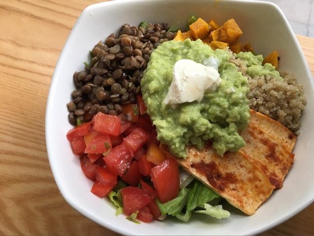 DIY Salad 🌱🌱🍅🌿🍃🎃