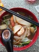 Halal Prawn Noodle