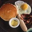 Breakfast Pancakes ($18.50)