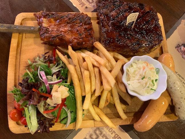 Western Eats 🍔