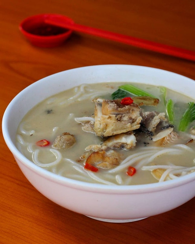 Fish Soup With A Touch Of Magic