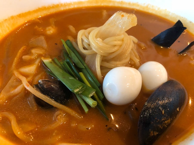Delicious Spicy Noodle - Cha ppong