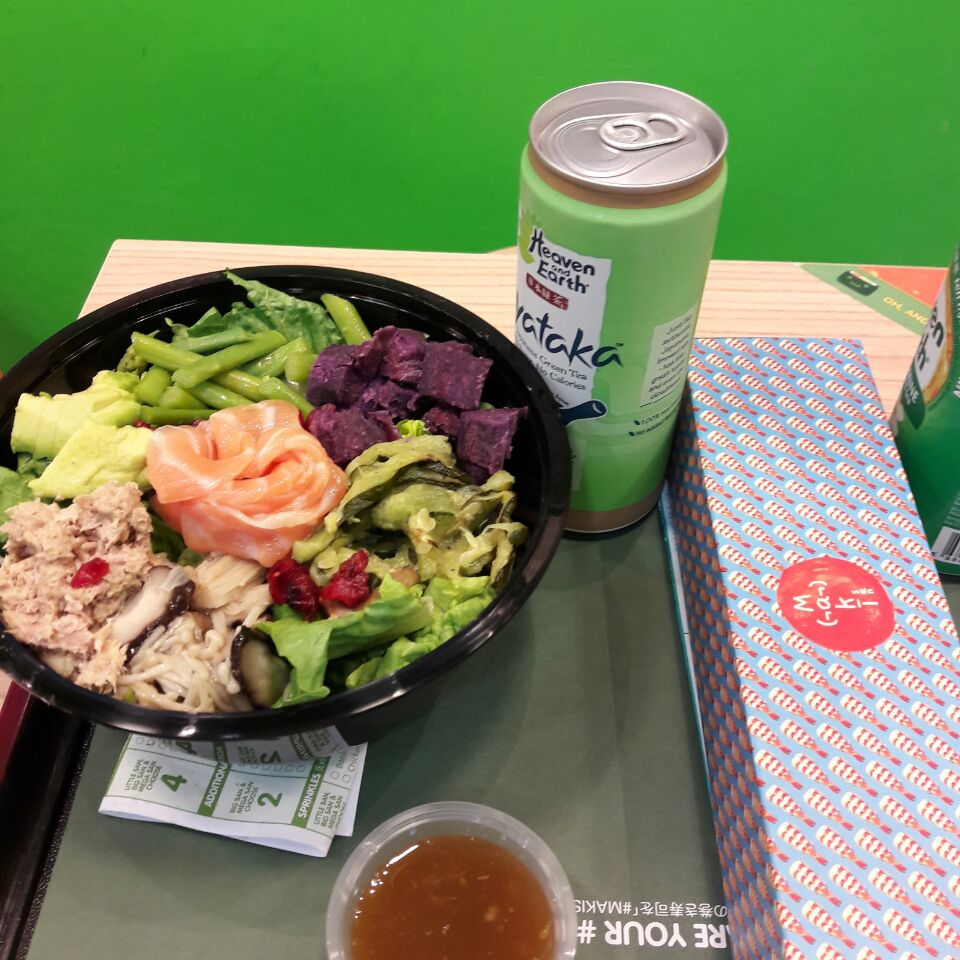 Halal Healthy Food Singapore