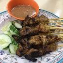 Chicken / Pork Satay ($0.60 pc)