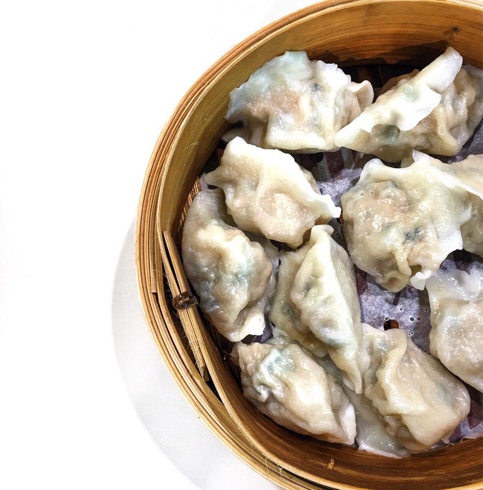 Steam dumplings