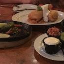 Steak Tacos, Fagitas & Chimichangas