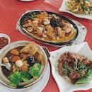 煮炒来了 🍽 😊 #sgfood #burpple #zichar #vsco #vscofood