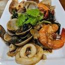 Basil Seafood ($7.00)