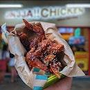 """Jinjja Chicken 🐔 [New Item] ⬇️ """"Jinjjja?!"""
