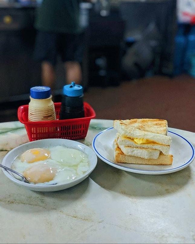 Heap Seng Leong Coffeeshop ☕🍵 ⬇️ Travel back to where time stood still!