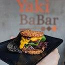 YakiBaBar 🥘🍝🍢 ⬇️ A genuine Yakitori + Bar experience ⬇️ .