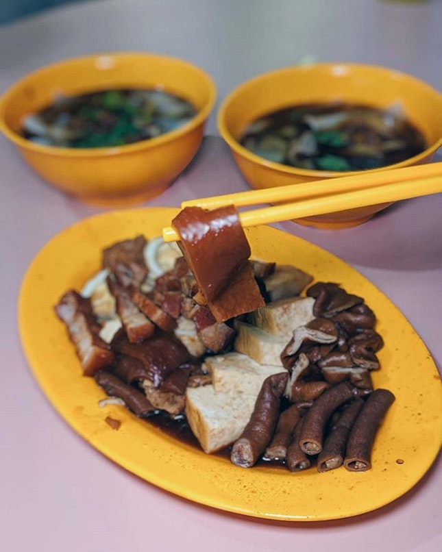 Guan Kee Kuay Chap 🍜 ⬇️ A bowl of kway is all I need!