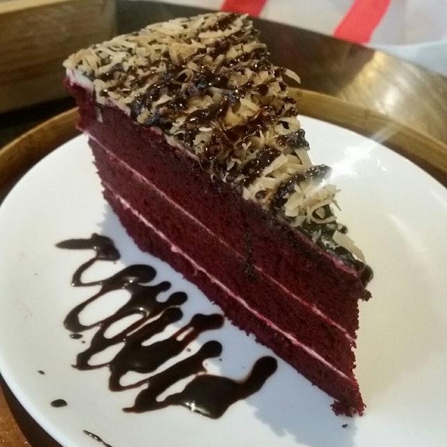 Red Velvet Cake ($12.90++)