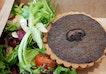 Wild Mushroom Pie ($12)