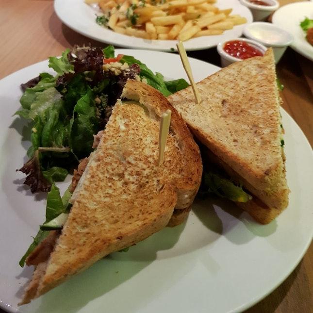 Kith Club Sandwich $17++