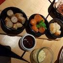 Sausage Trio Platter