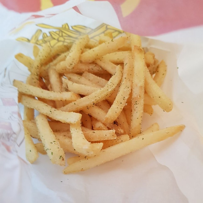 French Onion Shaker Fries