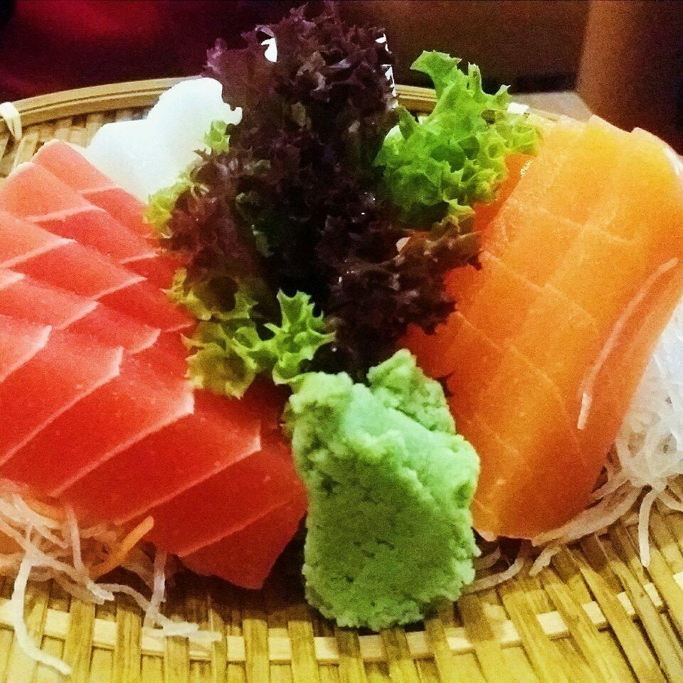 3 Kinds Sashimi @ Teng Bespoke