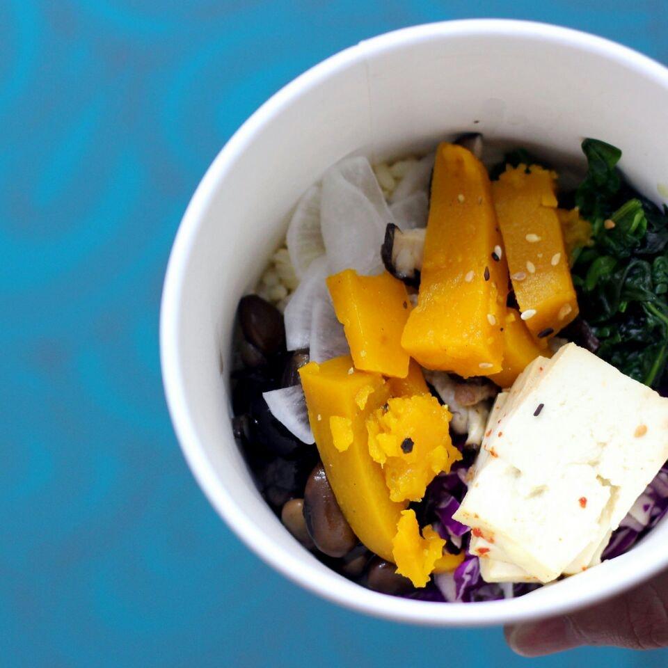 New healthy lunch takeaway Menu