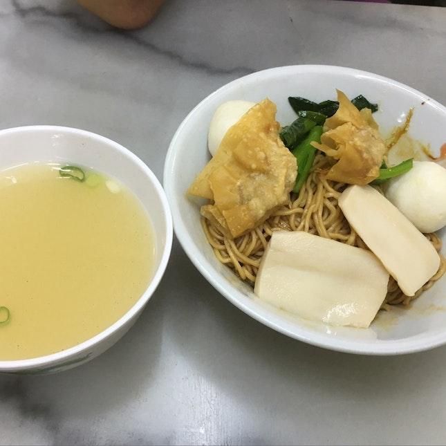 24h Wanton Noodle