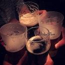 Cheers :D 🍺🍺🍺 #jekyllandhydesg #beers #cheers #asahi #kelmelclar #veryengandfriends #melfclar #annclar